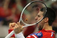 Djokovic's win takes Davis Cup final to decider