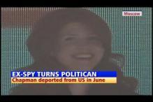 Former Russian spy Anna Chapman joins politics