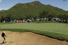 Cejka, Goosen lead SA Open after round one