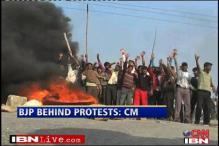 Gehlot blames BJP for planning Gujjar protests