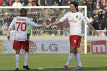 Serie A: Contrasting wins for AC Milan, Roma