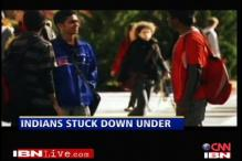 Indian students in Australia left in the lurch