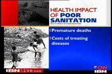 Poor sanitation costs India multi-billion losses