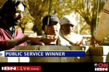 CNN-IBN Indian of the Year in Public Service: Ladakh NGOs