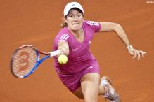 Henin not yet 100 per cent in injury comeback