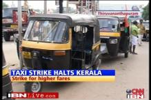 Kerala: Auto, taxi strike withdrawn