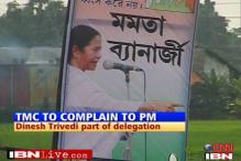 TMC leaders to meet PM, discuss Bengal violence