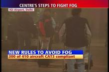 DGCA announces new rules to fight fog