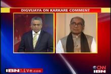 Newsmaker of the Day: Digvijaya Singh
