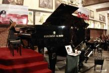 Pics: Chopin would've been proud of this piano!