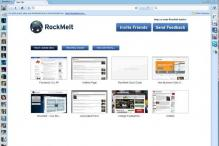 Review: Facebook fans will 'like' RockMelt browser