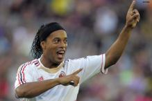 Ronaldinho agrees terms with Gremio