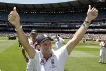 Gatting credits Ashes success to Strauss, Flower