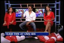 The team of 'Tees Maar Khan' gets candid