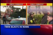 Anarchists claim responsibility for Rome blasts