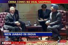 India, China eye trade worth $ 100 bn by 2015