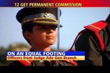 12 Army women officers made permanent