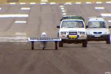 In pics: World's fastest solar car