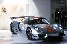 In pics: 2011 Detroit Auto Show
