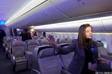 Inside the new Boeing 747-8 Intercontinental