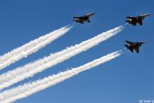 Pics: Aero India 2011 opening ceremony