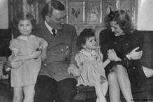 Rare photos of Hitler's mistress Eva Braun