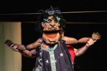 Gaddafi: From fierce dictator to cute glove puppet