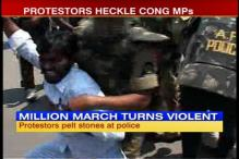 AP govt condemns violence during Million March