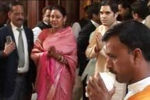 Wedding pics: Varun Gandhi & Yamini Roy Chowdhury