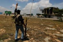 Photos Chris Hondros shot in Libya before his death