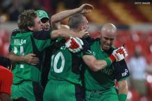 Fifteen ODIs for Ireland over five years