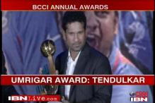 BCCI felicitates World Cup heroes