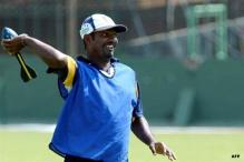 Muralitharan to play for Wellington
