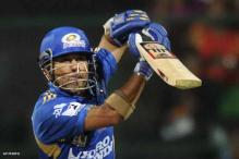 Durani tells Sachin to go for 400