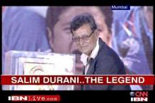 BCCI honours legendary Salim Durani