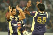 Abdulla gets award for IPL performance