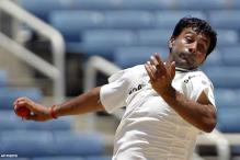 Praveen lets the ball do all the talking