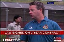 B'desh possess great talent: new coach Law