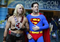 The Best of Comic Con 2011