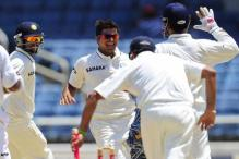 Team India fined for slow over rate