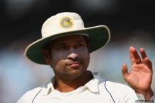 Nottingham Test Sachin's 100th outside India