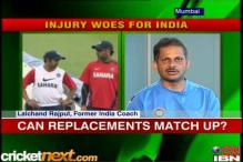 Injuries put pressure on team: Lalchand Rajput