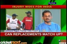 Injuries put pressure on team: Lalchand Rajput