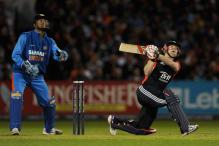 England extend India's misery with T20 win