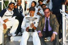 Pataudi ignored during presentation ceremony