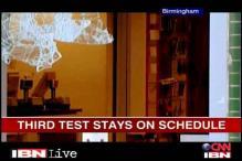Third Ind-Eng Test to go on despite riots