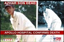 Ex-cricketer Azharuddin's son Ayazuddin dead