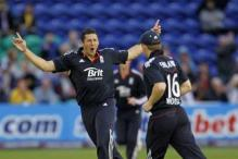 Bresnan, Morgan, Tremlett get central contracts