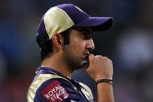 KKR skipper Gambhir to miss CLT20 qualifiers