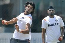 Ishant's ankle needs to be monitored: Gloster